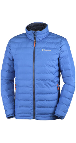 Columbia Powder Lite Jacket Men Super Blue